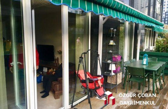 Mashattan 3+1 Satılık &#8211&#x3B; sitenin en keyifli bahçe dubleksi (garden duplex)