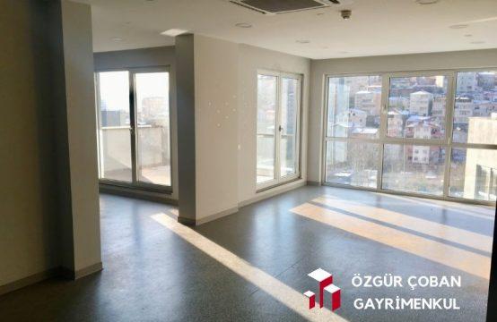 Maslak 1453 Satılık Ofis – Depolu, Balkonlu – 190m2