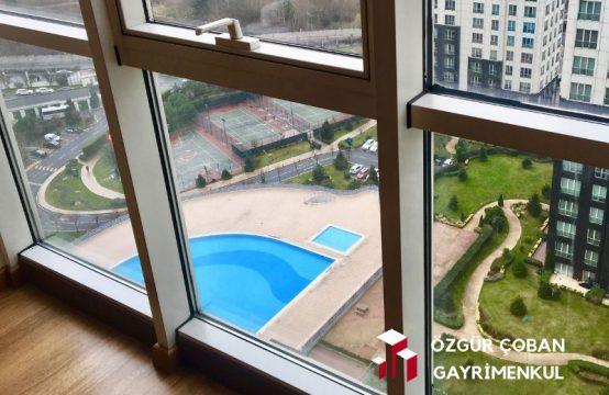 Mashattan 2+1 Satılık Daire &#8211&#x3B; ebeveyn banyo &#038&#x3B; havuz cephe (2bedroom)