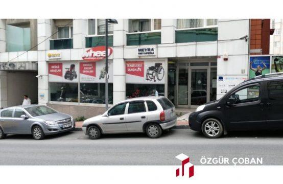 Şişli 19 Mayıs Caddesi – bodrumlu & düz ayak (hem satılık hem kiralık)