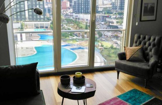 Mashattan 1+1 Satılık Daire – havuz manzaralı &#038&#x3B; eşyalı (1bedroom)