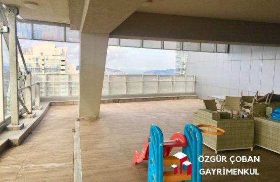 Maslak 1453 4.5+1 Satılık – loft 360m2 superb view (4.5bedroom)