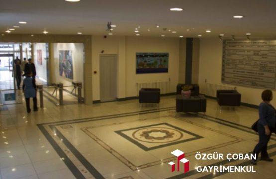 Sarıyer Maslak – prestijli plaza'da tek katta – 5000m2