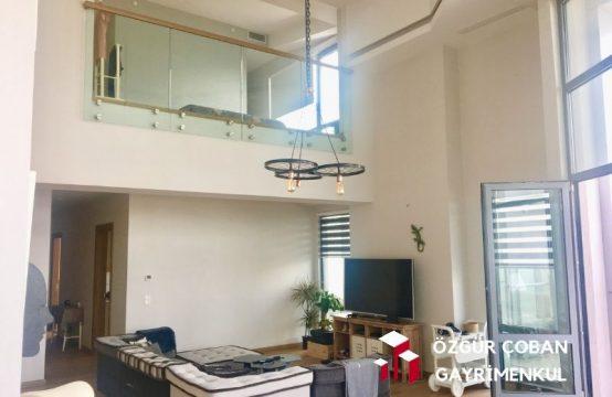 Maslak 1453&#8217&#x3B;te 3+1 Kiralık &#8211&#x3B; dublex penthouse (3bedroom)