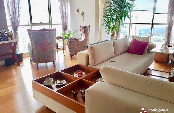 Mashattan 5+1 Kiralık Daire – eşyalı penthouse (5bedroom)