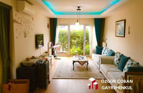 My Home 3+1 Satılık – 2 banyo, bahçe katı (3bedroom)