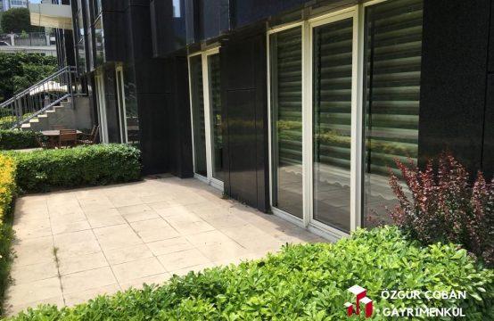 Mashattan 3+1 Kiralık Daire – bahçe dubleksi (garden duplex for rent)