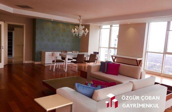 Mashattan 5+1 Kiralık Daire – yarı eşyalı penthouse (5bedroom)