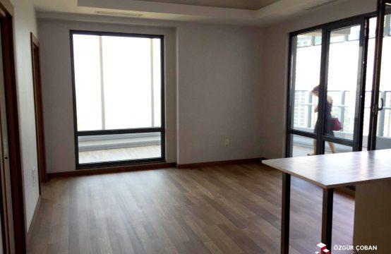 Maslak 1453 1+1 Satılık – büyük tip, L balkon (1 bedroom)