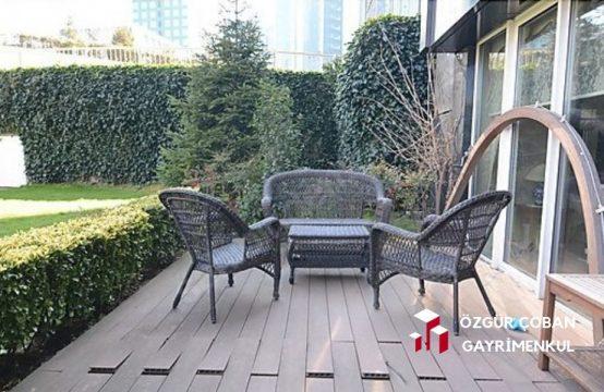 Mashattan 3+1 Kiralık Daire – eşyalı bahçe dubleksi (3bedroom furnished)