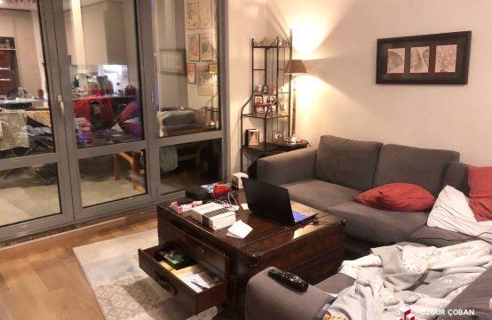 Maslak 1453 1+1 Satılık – yüksek katta manzaralı (1bedroom)