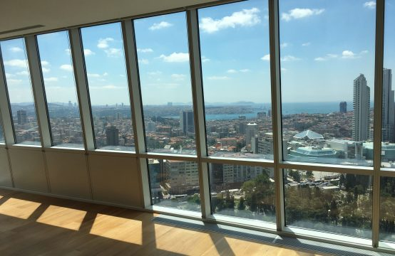 Trump Towers – 2 Bedroom for Sale with Bosphorus View