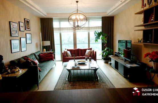 Vadi Istanbul Teras 3+1 Satılık – nefis orman manzarası (3bedroom)