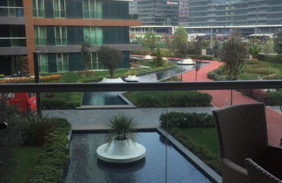Vadi Istanbul Teras 3+1 Satılık – peyzaj ve avm cephe (3bedroom)
