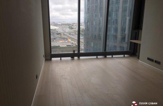 Skyland 1+0 Satılık – yüksek kat, manzaralı (4bedroom)