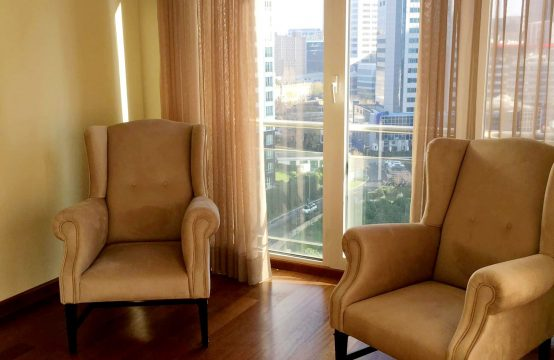 Mashattan 3+1 Kiralık Daire – eşyalı, manzaralı (3bedroom, furnished)