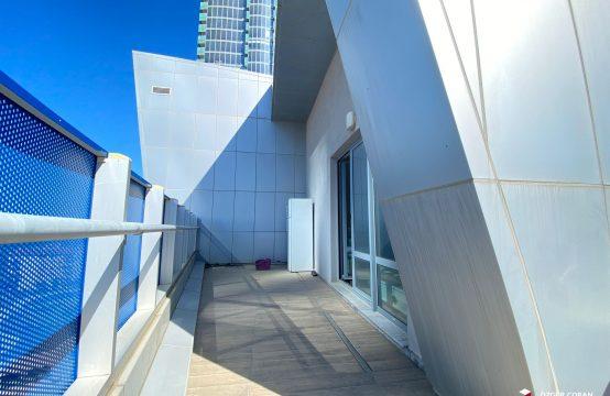 Maslak 1453 1+1 Loft Satılık – yüksek tavan, nefis balkon ve manzara (1bedroom)