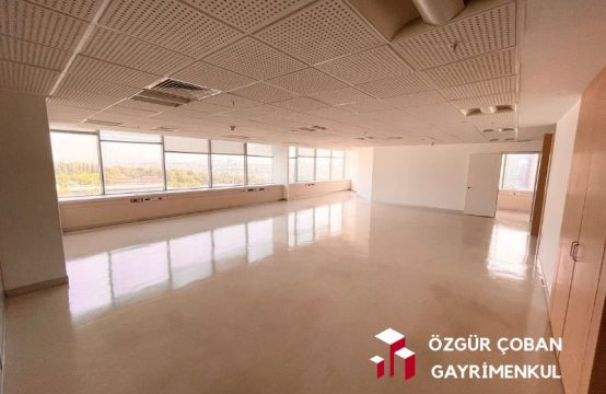 Maslak USO Center – Şık dekorasyonlu, 8 odalı – 500m2